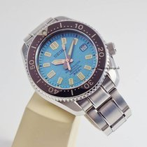 Seiko Prospex Marinemaster Limited Edition box and papers