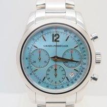 Girard Perregaux Ferrari Chronograph Blue MOP Dial