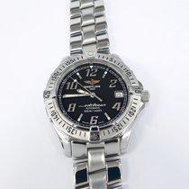 Breitling Colt Ocean Automatic Chronometer Black Dial A17350