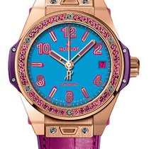Hublot Big Bang Pop Art Aço 39mm