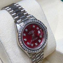 Rolex 26mm Red