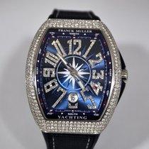 Franck Muller Vanguard Full Diamond After setting