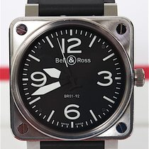 Bell & Ross BR01-92 BL-ST From 2014