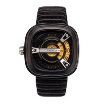 Sevenfriday M2-1 Steel 47,6mm Black No numerals