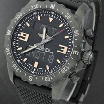 Breitling Chronospace Military Blacksteel Edition Speciale...