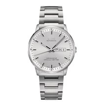 Mido Steel 40mm Automatic M0214311103100 new