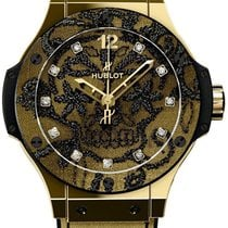 Hublot Big Bang Broderie United States of America, New York, Brooklyn