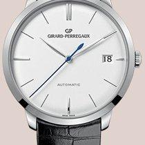Girard Perregaux 1966 neu 41mm Weißgold