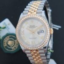 Rolex 126283RBR Or/Acier Datejust (Submodel) 36mm