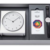 Junghans max bill Quarz nowość 2018 Kwarcowy Zegarek z oryginalnym pudełkiem i oryginalnymi dokumentami 363/2715.00