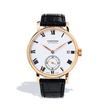 Chopard Classic Rose gold 38mm White Roman numerals United States of America, Florida, Coconut Grove