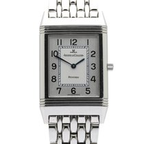 Jaeger-LeCoultre 250.8.86 Steel Reverso Classique 23mm pre-owned
