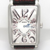 Franck Muller Franck Muller America Automatic 1300 Steel 60mm pre-owned United States of America, California, Beverly Hills