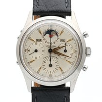 Universal Genève Compax 22297 2 pre-owned