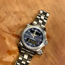 Breitling E56321 Titanium 2012 Emergency 43mm pre-owned United States of America, South Carolina, West Columbia