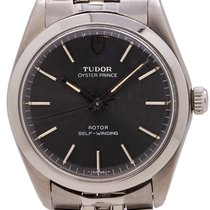 Tudor Oyster Prince Steel 34mm Grey United States of America, California, West Hollywood