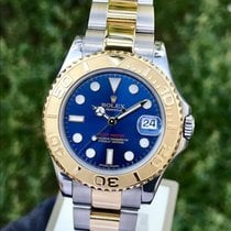 Rolex Yacht-Master 35mm Blue
