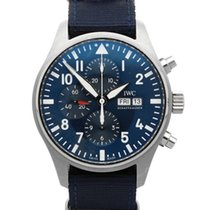 IWC Pilot Chronograph IW377714 2017 pre-owned