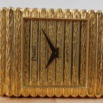 Piaget Yellow gold Quartz Gold 25mm pre-owned Emperador