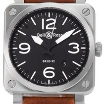 Bell & Ross BR 03 BR03-92 2015 pre-owned