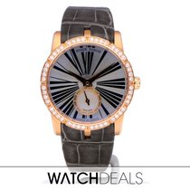 Roger Dubuis Rose gold Automatic RDDBEX0275 new