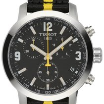Tissot Steel 42mm Quartz T055.417.17.057.01 new
