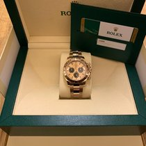 Rolex Rose gold Automatic No numerals 40mm new Daytona