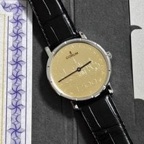 Corum Zlato/Zeljezo 36mm Rucno navijanje Coin Watch nov