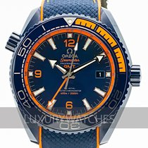 Omega Seamaster Planet Ocean Ceramic 45.5mm Blue
