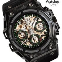 Linde Werdelin new Automatic 44mm Carbon Sapphire crystal