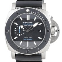Panerai Luminor Submersible 1950 3 Days Automatic Titanium 47mm Black United States of America, Florida, Sunny Isles Beach