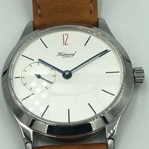 Habring² Steel 38.5mm Manual winding pre-owned