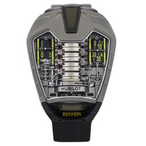 Hublot MP-05 LaFerrari 905.NX.0001.RX New Titanium 46mm Manual winding