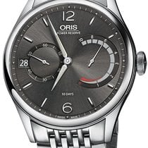 Oris Artelier Calibre 111 Steel 43mm Grey United States of America, New York, Airmont