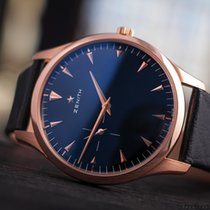 Zenith Elite Ultra Thin 40mm Rose Gold