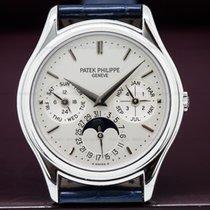 Patek Philippe 3940P-011 Perpetual Calendar Platinum FULL SET...