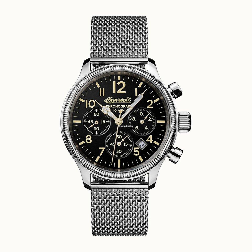 ingersoll men 39 s i02901 the apsley quartz chronograph watch f r 225 kaufen von einem trusted. Black Bedroom Furniture Sets. Home Design Ideas
