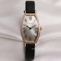 Cartier Tonneau 21mm Oro rosado