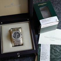 Audemars Piguet Royal Oak Chronograph  Stahl - Chronograph...