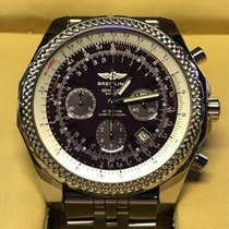 Breitling Bentley Motors Special Purple Dial