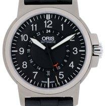 Oris BC3 Titanio 42mm Negro