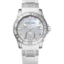 Ulysse Nardin Lady Diver 3203-190-3C/10.10 New Steel 40mm Automatic