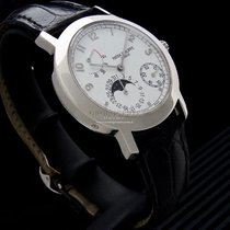 Patek Philippe Complication Date Power Reserve Ref. 5055G-010