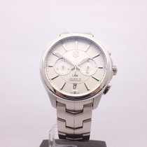 TAG Heuer Link Calibre 18 Stahl 40mm Silber