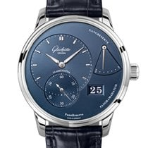 Glashütte Original 65-01-26-12-35 Pano Reserve Handwound 40mm...