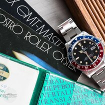Rolex GMT-Master 16750 Box And Papers