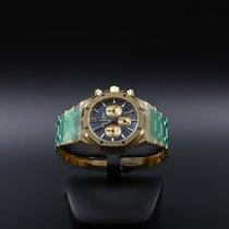 Audemars Piguet Royal Oak Chronograph new 2018 Automatic Chronograph Watch with original box and original papers 26331BA.OO.1220BA.01