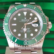 Rolex Submariner Date Ref. 116610 LV 11/2013 box&papers TOP