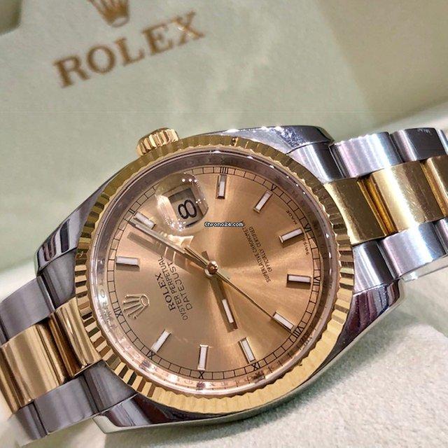 fb978e25770 Rolex Datejust - Tutti i prezzi di Rolex Datejust su Chrono24