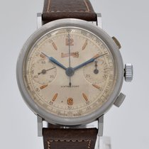 Eberhard & Co. Extra-Fort Acero 40mm